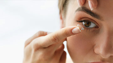 Contact Lense Exams at Boca Family Eye Care