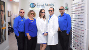 Boca Family Eye Care - Team - Designer Sunglasses